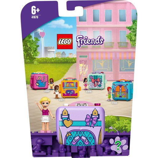 Picture of LEGO Friends Stephanie's Ballet Cute - 41670