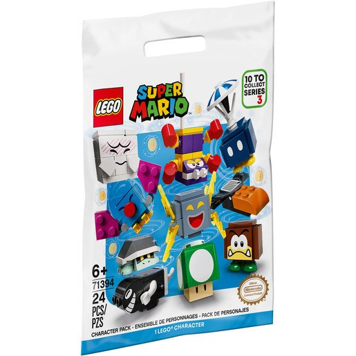 Picture of LEGO Super Mario Character Packs - Series 3 - 71394