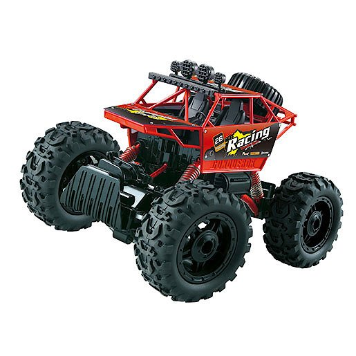 Picture of 1:14 Climbing King RC Car - Red